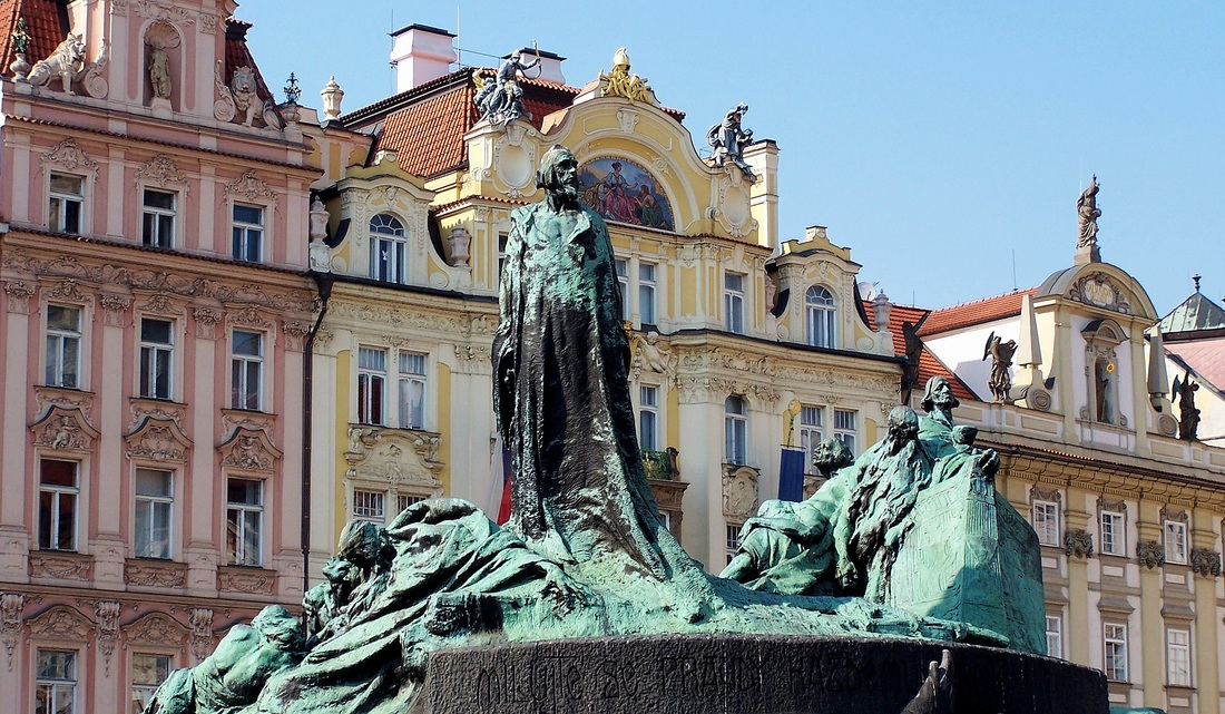 Prague-Old Town Square